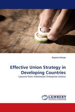 Effective Union Strategy in Developing Countries
