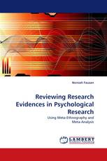 Reviewing Research Evidences in Psychological Research