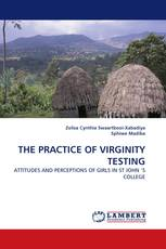 THE PRACTICE OF VIRGINITY TESTING