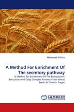 A Method For Enrichment Of The secretory pathway