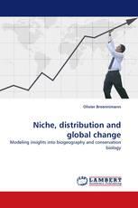Niche, distribution and global change