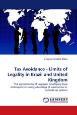 Tax Avoidance - Limits of Legality in Brazil and United Kingdom