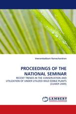 PROCEEDINGS OF THE NATIONAL SEMINAR
