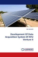 Development Of Data Acquisition System Of NTU Venture II