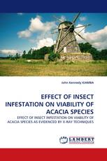 EFFECT OF INSECT INFESTATION ON VIABILITY OF ACACIA SPECIES