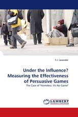Under the Influence? Measuring the Effectiveness of Persuasive Games