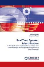 Real Time Speaker Identification