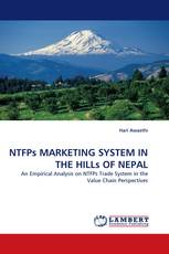 NTFPs MARKETING SYSTEM IN THE HILLs OF NEPAL