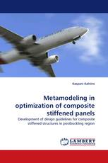 Metamodeling in optimization of composite stiffened panels