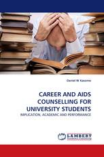 CAREER AND AIDS COUNSELLING FOR UNIVERSITY STUDENTS