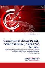 Experimental Charge Density - Semiconductors, oxides and fluorides