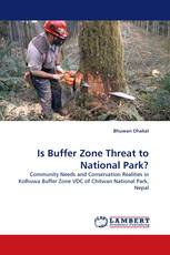 Is Buffer Zone Threat to National Park?