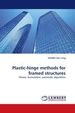 Plastic-hinge methods for framed structures