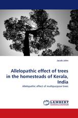 Allelopathic effect of trees in the homesteads of Kerala, India