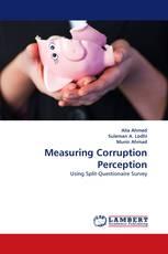 Measuring Corruption Perception