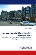 Measuring Multifunctionality of Urban Area