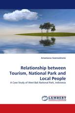 Relationship between Tourism, National Park and Local People