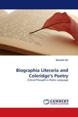 Biographia Literaria and Coleridge's Poetry