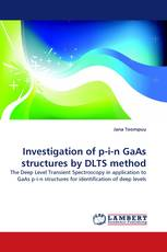 Investigation of p-i-n GaAs structures by DLTS method