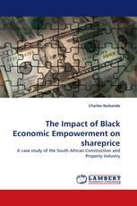 The Impact of Black Economic Empowerment on shareprice