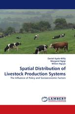 Spatial Distribution of Livestock Production Systems