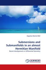 Submersions and Submanifolds in an almost Hermitian Manifold