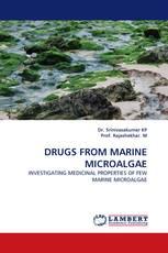 DRUGS FROM MARINE MICROALGAE