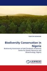 Biodiversity Conservation in Nigeria