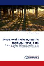 Diversity of Hyphomycetes in deciduous forest soils