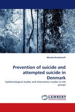 Prevention of suicide and attempted suicide in Denmark