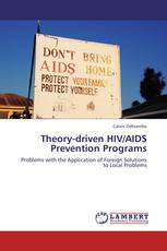 Theory-driven HIV/AIDS Prevention Programs