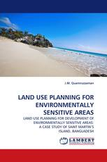 LAND USE PLANNING FOR ENVIRONMENTALLY SENSITIVE AREAS