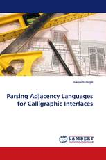 Parsing Adjacency Languages for Calligraphic Interfaces