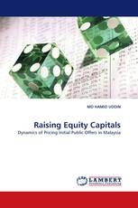 Raising Equity Capitals