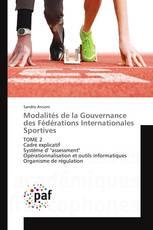 Modalités de la Gouvernance des Fédérations Internationales Sportives