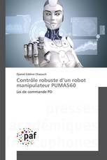 Contrôle robuste d'un robot manipulateur PUMA560