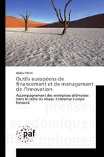 Outils européens de financement et de management de l'Innovation