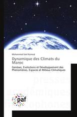 Dynamique des Climats du Maroc