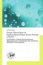 Etude Thermique et Hydraudynamique d'une Pompe à Bulles