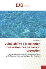 Vulnérabilité à la pollution des ressources en eaux et protection