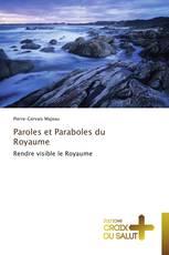 Paroles et Paraboles du Royaume