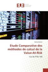 Etude Comparative des méthodes de calcul de la Value-At-Risk