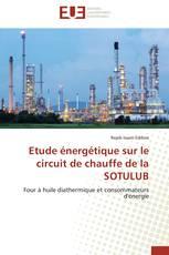 Etude énergétique sur le circuit de chauffe de la SOTULUB