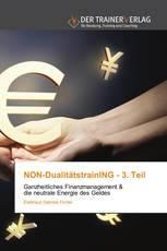NON-DualitätstrainING - 3. Teil