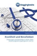 Krankheit und Berufsleben