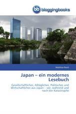 Japan – ein modernes Lesebuch