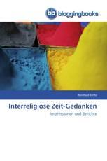 Interreligiöse Zeit-Gedanken