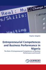 Entrepreneurial Competences and Business Performance in Nigeria