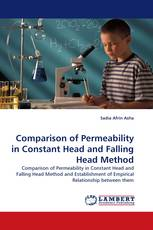 Comparison of Permeability in Constant Head and Falling Head Method