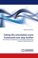 Taking the orientation score framework one step further